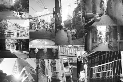"""""""新武汉人""""拍摄的老武汉风情组图。李亚东等摄"""