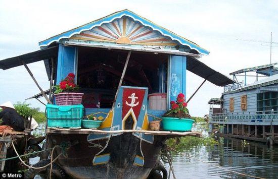 纪实柬埔寨奇俗:父亲为未成年女儿造性爱小屋