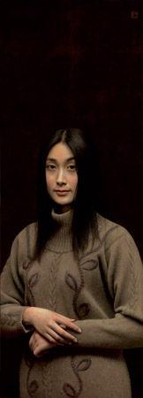 冷军 《蒙娜丽莎-关于微笑的设计》 唐炬私藏
