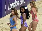 销魂美女大聚会 2012伦敦奥运会的性感瞬间