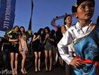 蒙古国街拍 看看你不知道的时尚国度