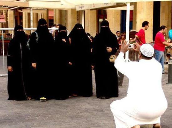 阿拉伯女人