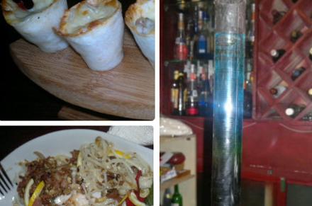@人气美食南京站:大利手卷批萨很新奇