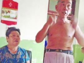 南京劫案受害人父亲痛饮庆祝周克华被击毙