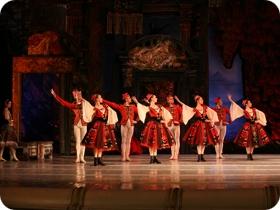 俄罗斯国家芭蕾舞团《天鹅湖》