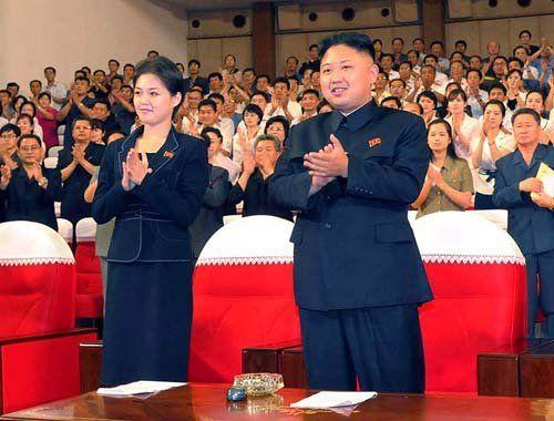 """""""白"""":bb霜在朝鲜女性特权阶层很流行"""