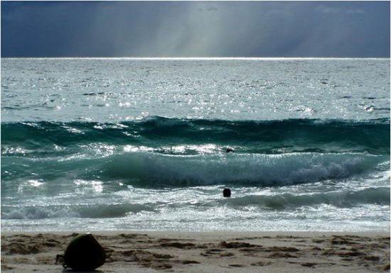 Intendance 海滩