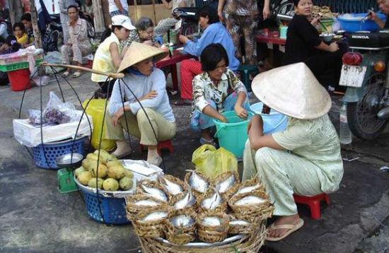 越南的日常生活消费水平和中国内地的物价水平差不多