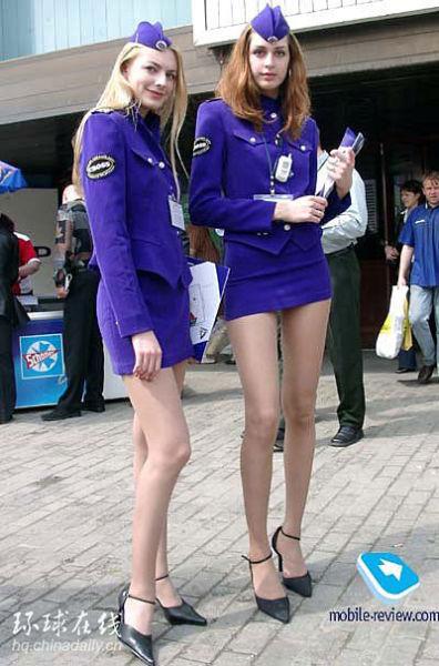 世界各国空姐的风情万种 泰国空姐最妖娆