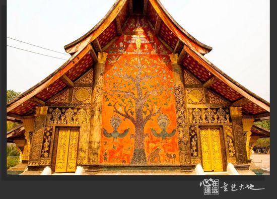 最宏伟的香通寺