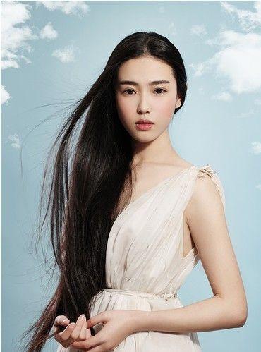 民间第一美女张辛苑是武汉人