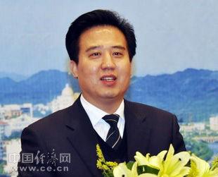 黄楚平当选宜昌市人大常委会主任