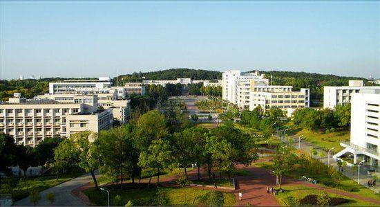 华中农业大学-国考正当时 领略武汉高校好风景图片