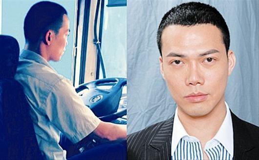 武汉公交司机频现明星脸