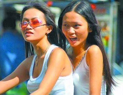 越南新潮美女