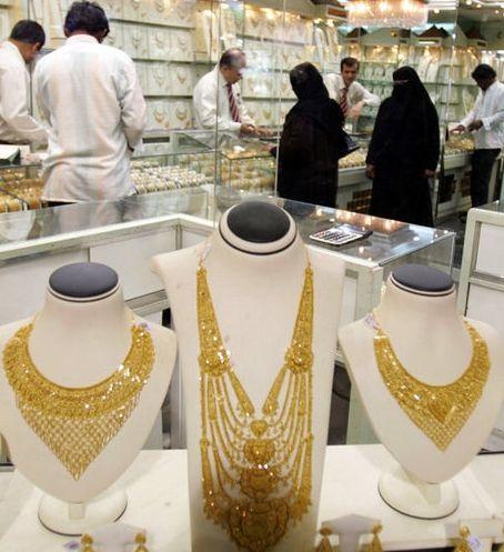 迪拜黄金街
