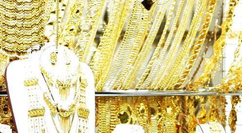 大大小小的黄金
