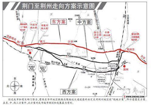 荆州市规划图图片下载 荆州市规划图打包下载