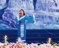 西藏宫廷音乐:《占堆念久》