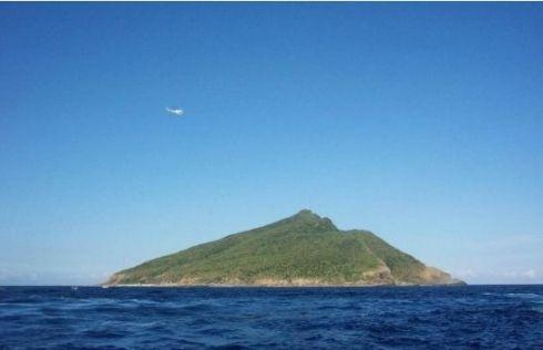 钓鱼岛风景