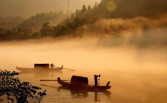绝美东江湖之旅