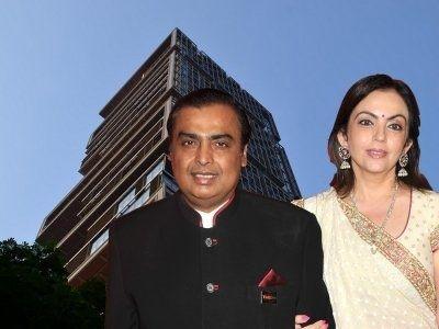 妮塔·安巴尼嫁给了印度首富、实业家穆克什。