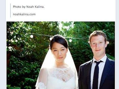 普莉希拉·陈近日嫁给了Facebook创始人马克·扎克伯格。