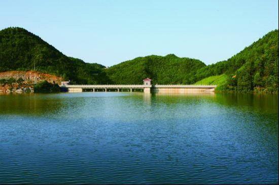 武当太极湖生态文化旅游区巡礼