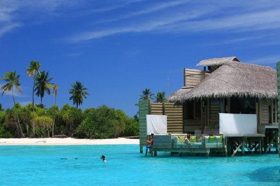 马尔代夫拉姆岛