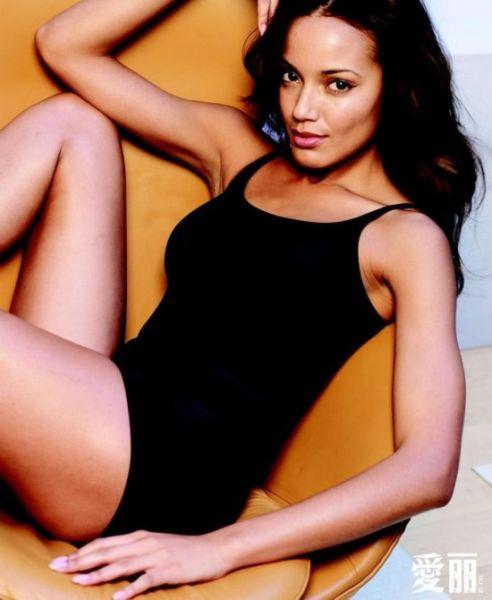 赛丽塔-伊班克斯 出生于加勒比海地区的英属开曼群岛