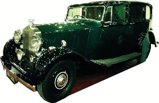该车全球只三台,为英国皇室专用车,它的名字还有特别的含义。