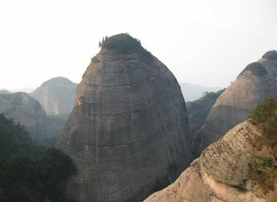 桂林资源八角寨(图:朴杬)