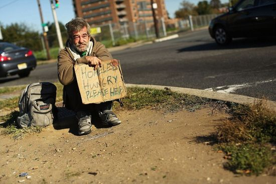 新泽西州的卡姆登是美国最贫困的城市