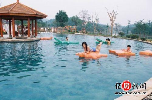 武汉美女最喜欢泡的湖北温泉游玩攻略