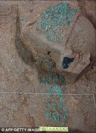 探秘玛雅皇家墓穴