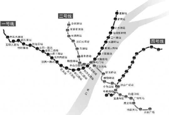 武汉轨道交通票价两套听证方案出炉,11月20日召开听证会