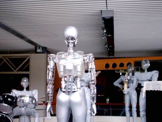 武汉科技馆展览