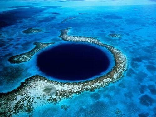 洪都拉斯蓝洞