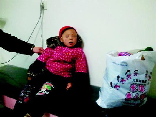 遗失在武汉儿童医院