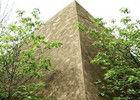 武汉荒丛中发现金字塔