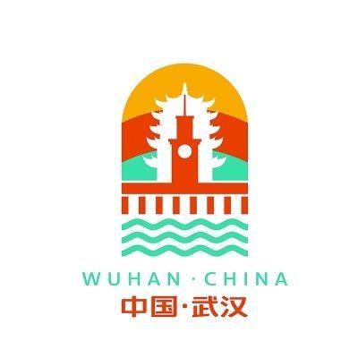 """5号 整体外形为""""起义门""""轮廓,将黄鹤楼、江汉关以及长江大桥融为一体,寓意武汉深厚的人文底蕴以及多彩的风景线。标志图形中的水纹代表江城的两江横贯、百湖之城的地域特色和良好的生态环境。"""