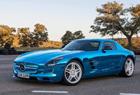 SLS AMG纯电动超跑