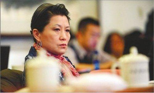 朱镕基之女朱燕来(资料图)