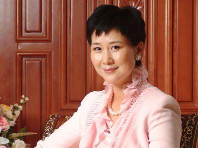李小琳,李鹏之女(资料图)