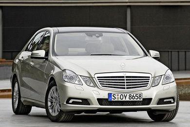 奔驰E260L动感型现金优惠7.7万元