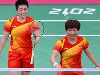 第29期:国羽女双消极比赛被取消奥运资格