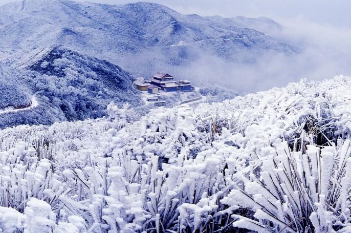 永州双牌县阳明山国家森林公园图片