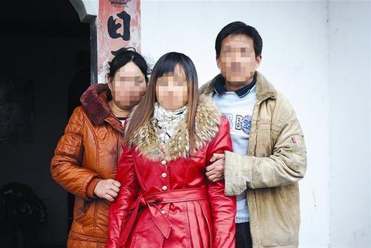 女子被拐安徽11年 历尽艰辛逃回天门