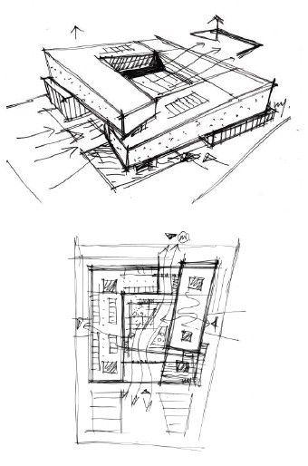 工程图 简笔画 平面图 手绘 线稿 640_324
