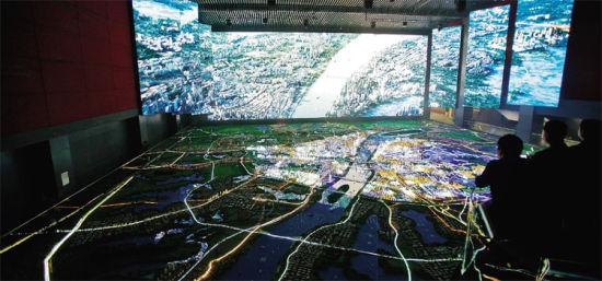 武汉市民之家导览指南 内含18展区32处模型1